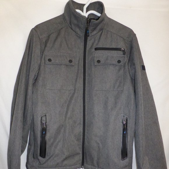 CALVIN KLEIN, small, fleece lined jacket, like new